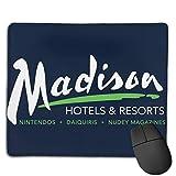 25X30CM Billy Madison Radisson Hotels Mezcla Alfombrillas Antideslizantes para Juegos Alfombrilla para ratón