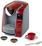 Theo Klein 9543 Bosch Tassimo Kaffeemaschine I Mit Wassereinfüllmöglichkeit und Wasserdurchlauf...