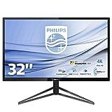 Philips 326M6VJRMB - 32 Zoll UHD Gaming Monitor, HDR600, Ambiglow, AdaptiveSync (3840x2160, 60 Hz,...
