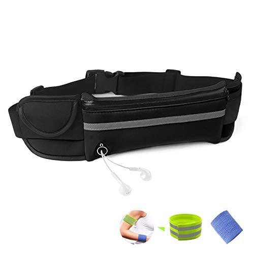 RAINYEAR Running Belt Bumbag Fanny Pack Waterproof Flip Belt Adjustable...