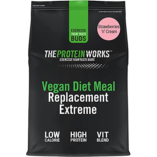 Vegan Diet Meal Replacement Extreme   Low Calorie, Weight Loss Shake  ...