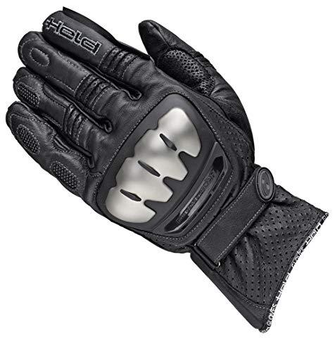 Motorcycle Held Gloves SR-X 2513 Black Grey 11