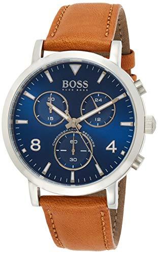 Hugo Boss Herren Chronograph Quarz Armbanduhr