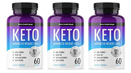 QFL NUTRA Keto Diet Pills - exogenous Ketones-Utilize Fat for Energy with Ketosis - Boost Energy & Focus, Manage Cravings, Support Metabolism - Keto BHB Supplement for Women and Men - 90 Day Supply