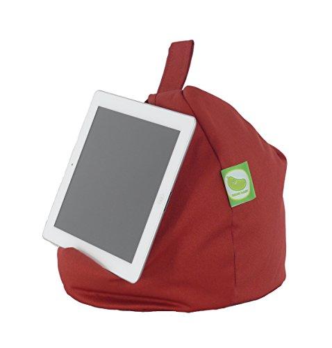iPad, eReader & Book Mini Sitzsack von Bean Lazy passt für alle Tablets und eReaders - Terrakotta