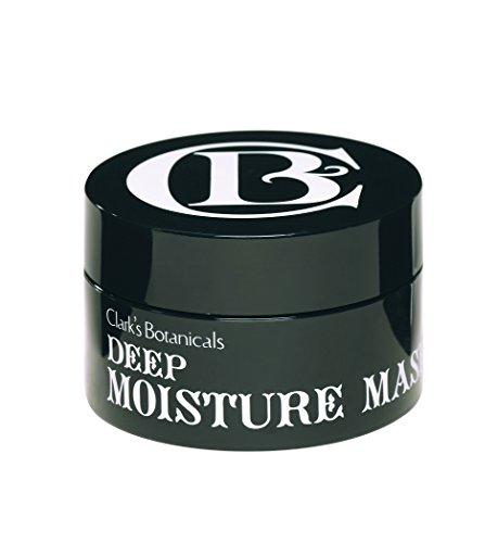Clark's Botanicals Deep Moisture Mask, Hydrating, Anti-Aging, Restoring, Revitalizing, 1.7 oz