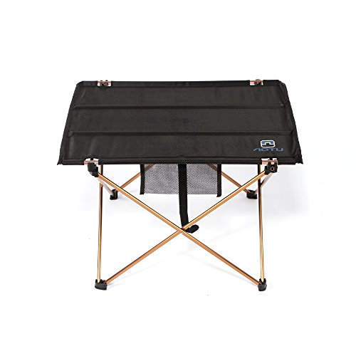 Móvil douself ribalto mesa escritorio L-picnic 7075 aluminio Alloy ultra-light