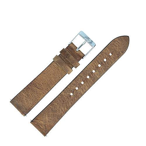 Liebeskind Berlin Uhrenarmband 18mm Leder Braun - B_LT-0083-LQ