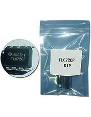50PCS TL072CP DIP8 TL072 TL072CN IC OP AMP DUAL JFET BAJO RUIDO nuevo original