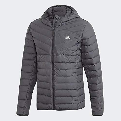 adidas Herren Varilite 3s H J Jacket, Kohle, L