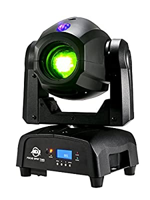 ADJ 1237000147 ADJ Focus Spot Two LED Moving Head