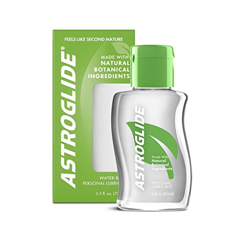 Astroglide Natural, 2.5 Ounce