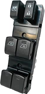 SWITCHDOCTOR Window Master Switch for 2007-2012 Nissan Altima