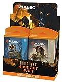 MTG Magic The Gathering Innistrad Midnight Hunt Theme Booster Box:12 Jumbo Booster Packs
