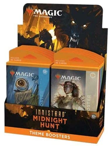 Innistrad Midnight Hunt Theme Booster Box