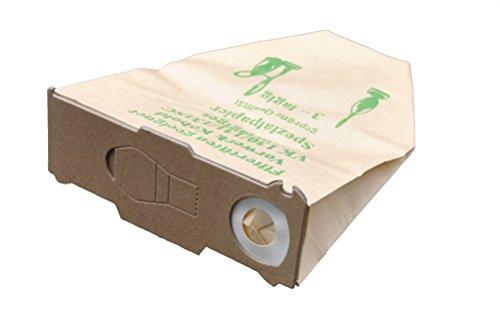 20 Staubsaugerbeutel geeignet für Vorwerk Kobold 130, 131 und SC-Modelle