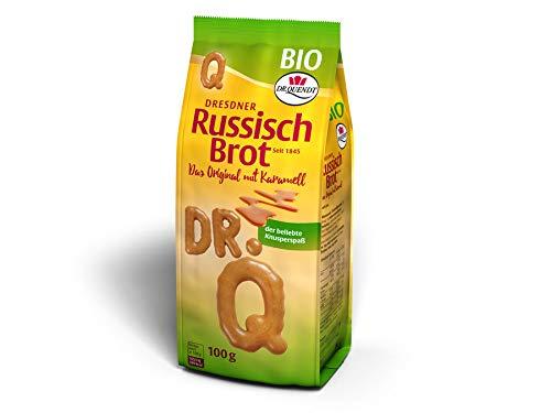 Dr. Quendt Bio Bio Russisch Brot 100g (6 x 100 gr)