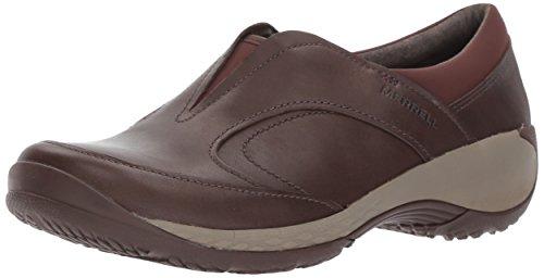 Merrell Women's Encore Q2 Slide LTR Climbing Shoe, Espresso, 7.5 W US