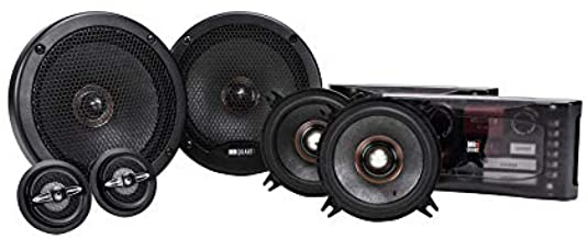 MB Quart PS1-316 Premium 3-Way Component Speaker System (Black, Pair) – 6.5 Inch Component Speaker System, 400 Watt, Car A... photo