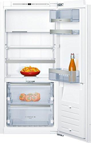 Neff KI8423D30 Einbaukühlschrank N90 / 122,5 x 56 cm (H x B) / A++ / 154 l Kühlteil / 15 l Gefrierteil / FeshSafe 3 / SoftClose