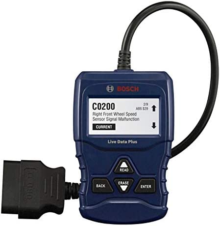 BOSCH OBD 1100 Scan Tool with Live Data OBD II CAN ABS product image