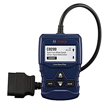 BOSCH OBD 1100 Scan Tool with Live Data OBD II CAN & ABS