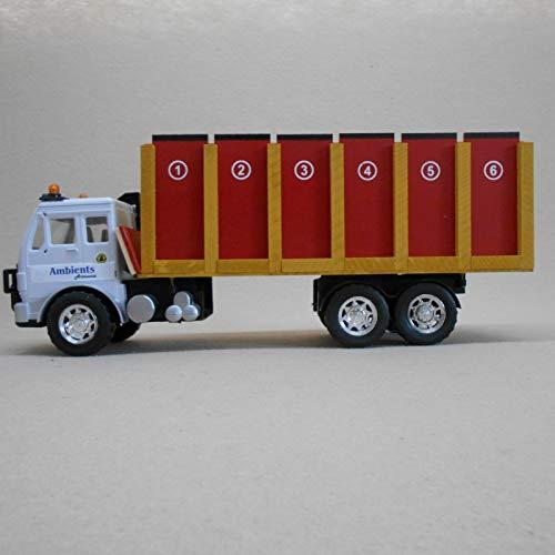Camion de Transporte de toros de Juguete (No Personalizado)