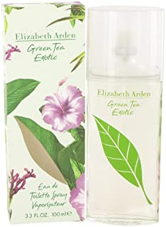 Green Tea Exotic by Elizabeth Arden 3.4 oz Eau De Toilette Spray for Women
