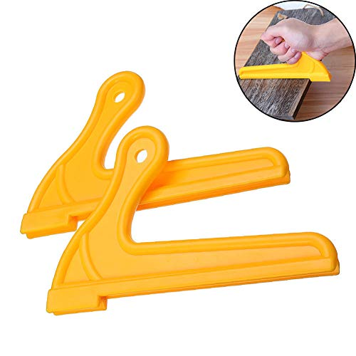 tabella del router 2Pcs Push Sticks giallo seghe di sicurezza in legno seghe per tavolo lavorazione del legno Tablesaw /& Bench Sega circolare strumento di sicurezza