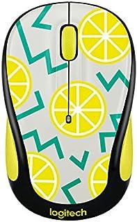 Wireless Mouse M325c Lemon