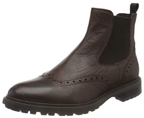 GEOX U BRENSON A DK BROWN Men's Boots Chelsea size 43(EU)
