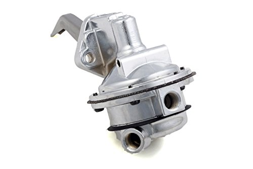 Holley Mechanical Fuel Pump Ford Sb 110 Ghp, Silver