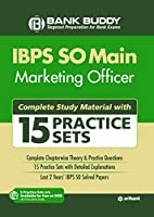 15 Practice Sets IBPS SO Main Marketing Officer 2019 (Old edition)