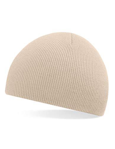 Beechfield - Bonnet - Homme - Argenté - Stone - Taille unique