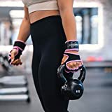 SINOVATI Fitnesshandschuhe Atmungsaktive, rutschfeste Trainingshandschuhe   Sporthandschuhe zum Gewichtheben mit Handgelenkbandagen   Kraftsport Herren und Damen - 2