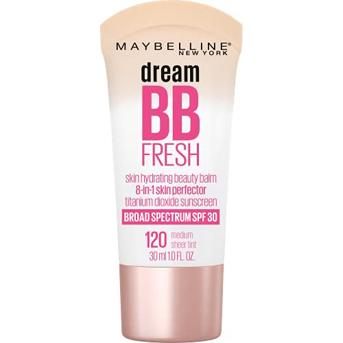 MAYBELLINE Dream Fresh BB Cream - Medium 120