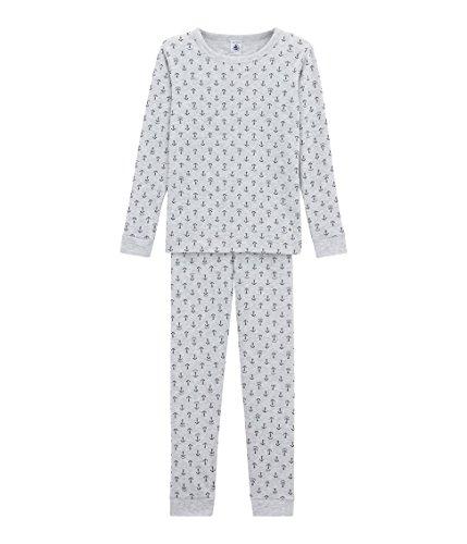 Petit Bateau Jungen Pyjama_4430004 Zweiteiliger Schlafanzug, Mehrfarbig...