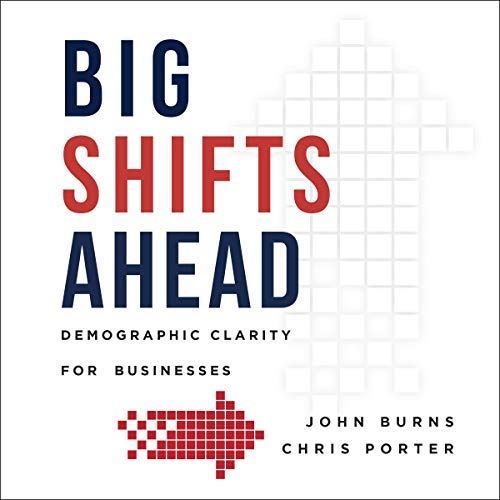 Big Shifts Ahead audiobook cover art