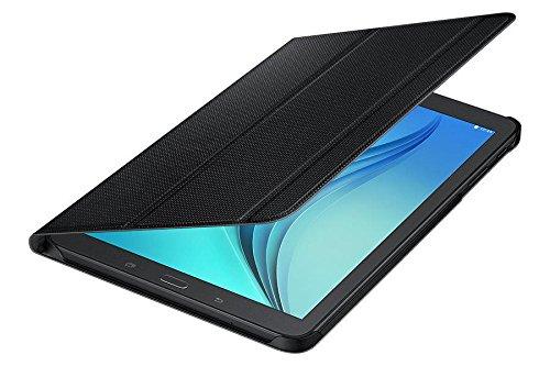 Samsung Custodia a Libretto per Galaxy Tab, Nero/Antracite