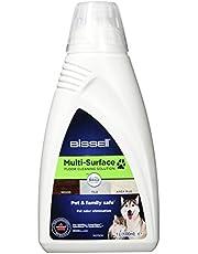 Środek czyszczący BISSELL Multi-Surface Pet z zapachem Febreze, specjalnie do zabrudzeń po zwierzętach domowych, do Crosswave, Crosswave Pet Pro i Spinwave, 1 x 1 l, 2550