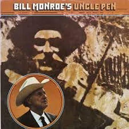 Image result for uncle pen bill monroe images
