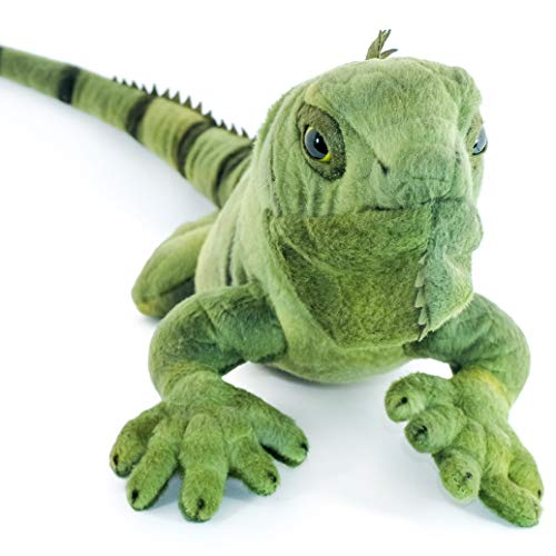 Igor The Iguana - 26 Inch Long Stuffed Animal Plush Lizard - by Tiger Tale Toys