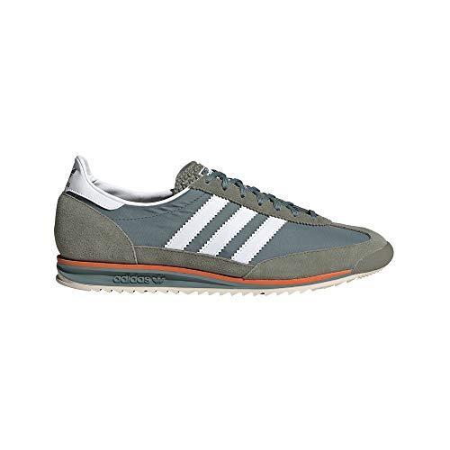 adidas SL 72 (grün/weiß) - 36 EUR · 3,5 UK