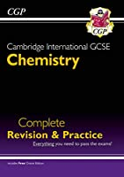 New Cambridge International GCSE Chemistry Complete Revision & Practice: Core & Extended + Online Ed