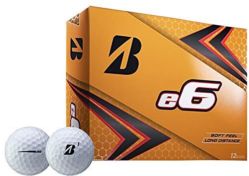Bridgestone 2019 e6 Golf Balls (One Dozen)
