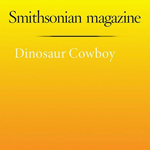 Dinosaur Cowboy audiobook cover art