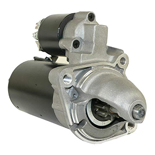 DB Electrical SBO0093 Starter Compatible With/Replacement For Bmw 318 Series 1.9L 1996 1997 1998 1999 12411466702, 320 323 325 328 330 525 528 530 M3 X3 Z3 Z4 63223537 63225537 MSN642 2-1997-BO 17702
