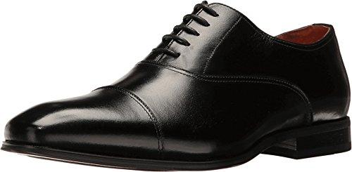 Florsheim Men's Corbetta Cap Toe Oxford Black Smooth 13 D US D (M)