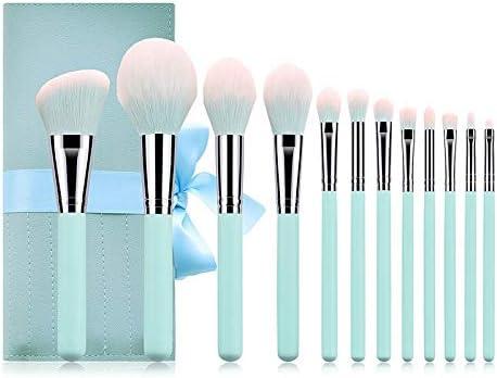 Max 88% OFF Make Up store Brushes 12pcs Makeup Set Er Powder Ey Blue Light