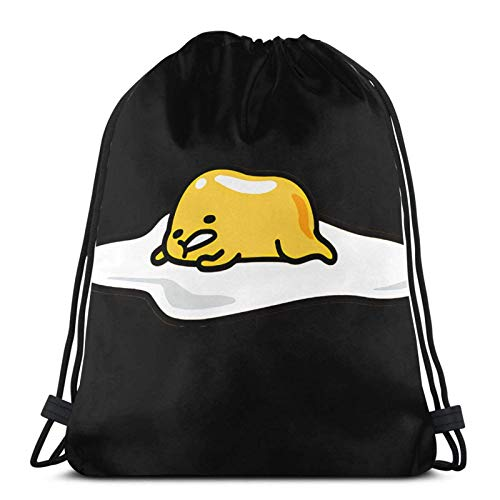 Yuanmeiju Gudetama Drawstring Backpack/Cosmetic Bag/Coin Purse/Bracelet/Necklace/Headband/Keychain/Sticky Note